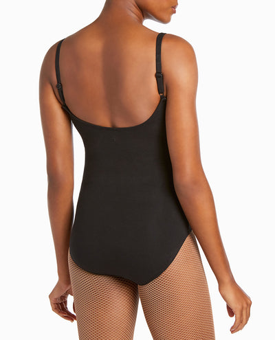 Cotton Camisole Leotard