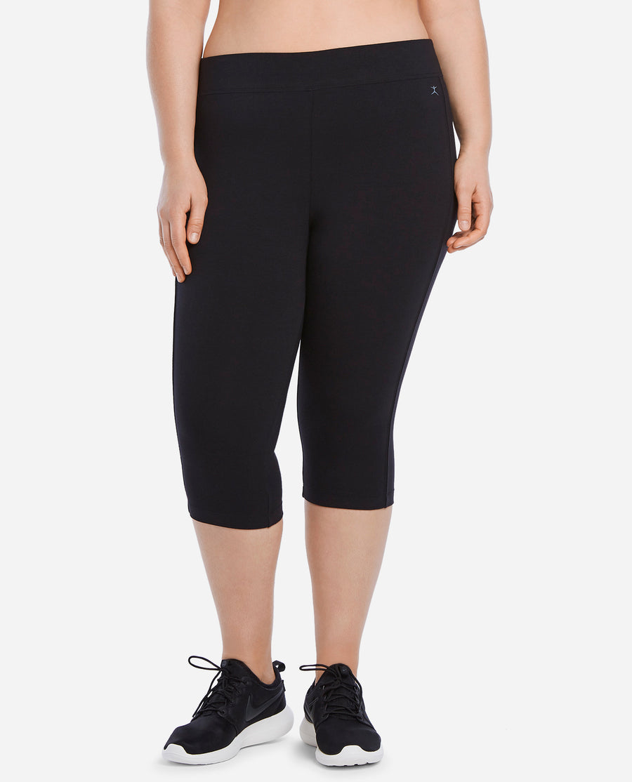5c66dd4e2f Essentials Capri Legging