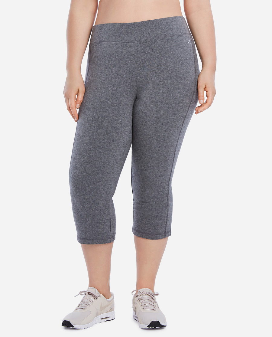 8212e80a861448 Essentials Yoga Crop Pant