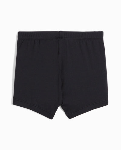 Girl's Nylon Boy Cut Short
