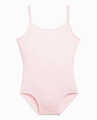 Girl's Nylon Camisole Leotard