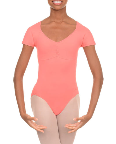 NYCB Open Back Leotard