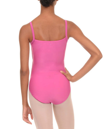 Zipper Camisole Leotard