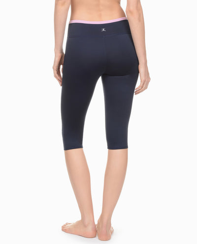 Laser Sharp Crop Legging