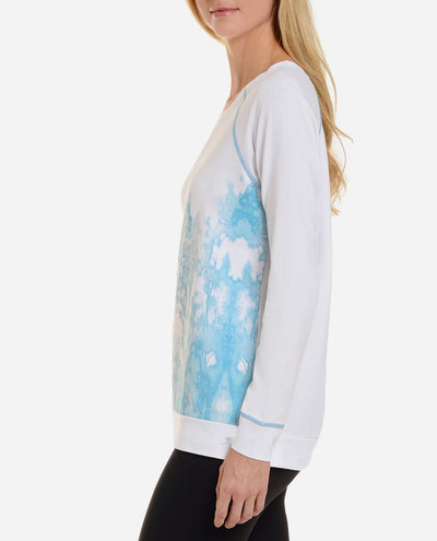 Watercolor Pullover