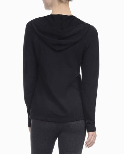 Marrakesh French Terry Front Zip Jacket