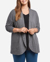 Essentials Open Front Cardigan