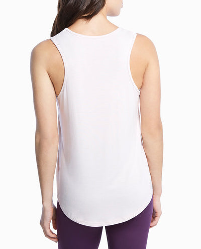 High Neck Loose Fit Tank