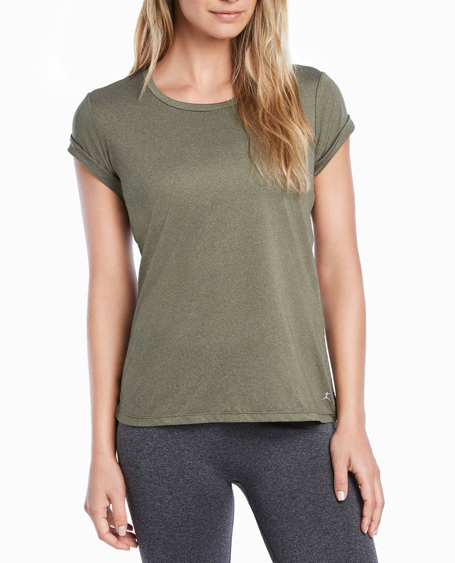 d8f8b398ed83 Performance Side-Cinched Tee
