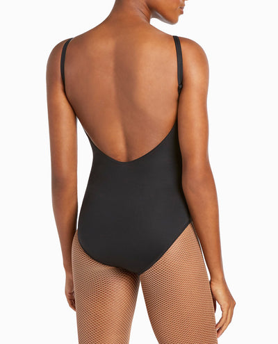 NYCB Mesh Cutout Leotard