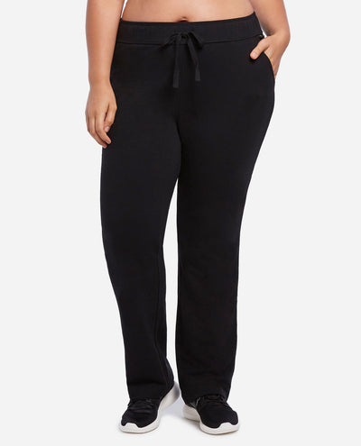 Marrakesh French Terry Straight Leg Pant
