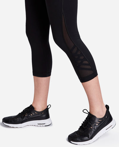 High Waist Radiance Capri Legging