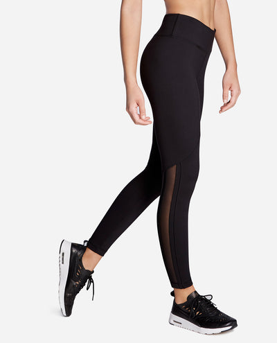Pintuck Detail Legging