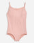 Girl's Criss Cross Cami Leotard