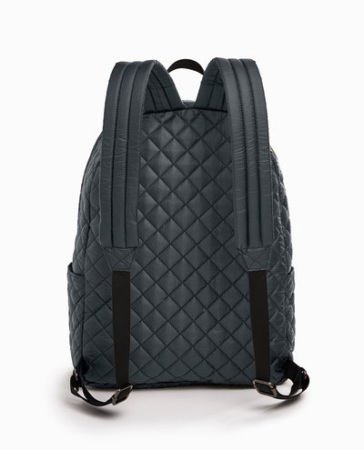Large Quilted Backpack