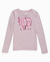Girl's Love To Be Me Long Sleeve Tee