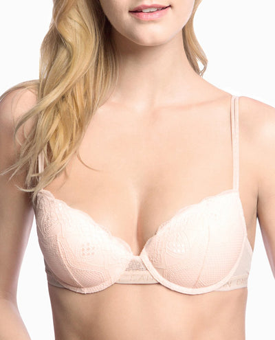 Lace Underwire Demi Bra 2-Pack