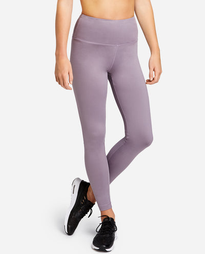 High Waist Solid Legging