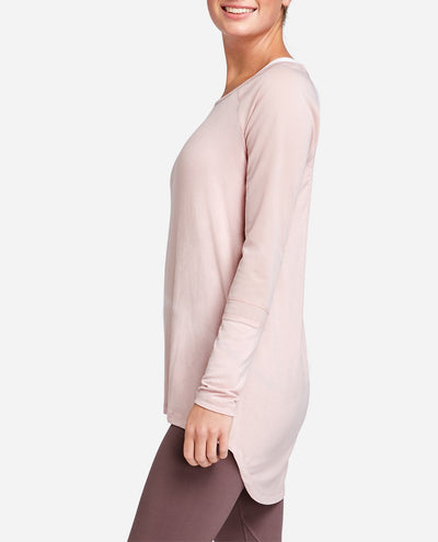 Strap Back Long Sleeve Tunic