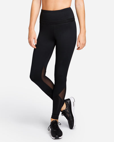 High Waist Mesh Legging