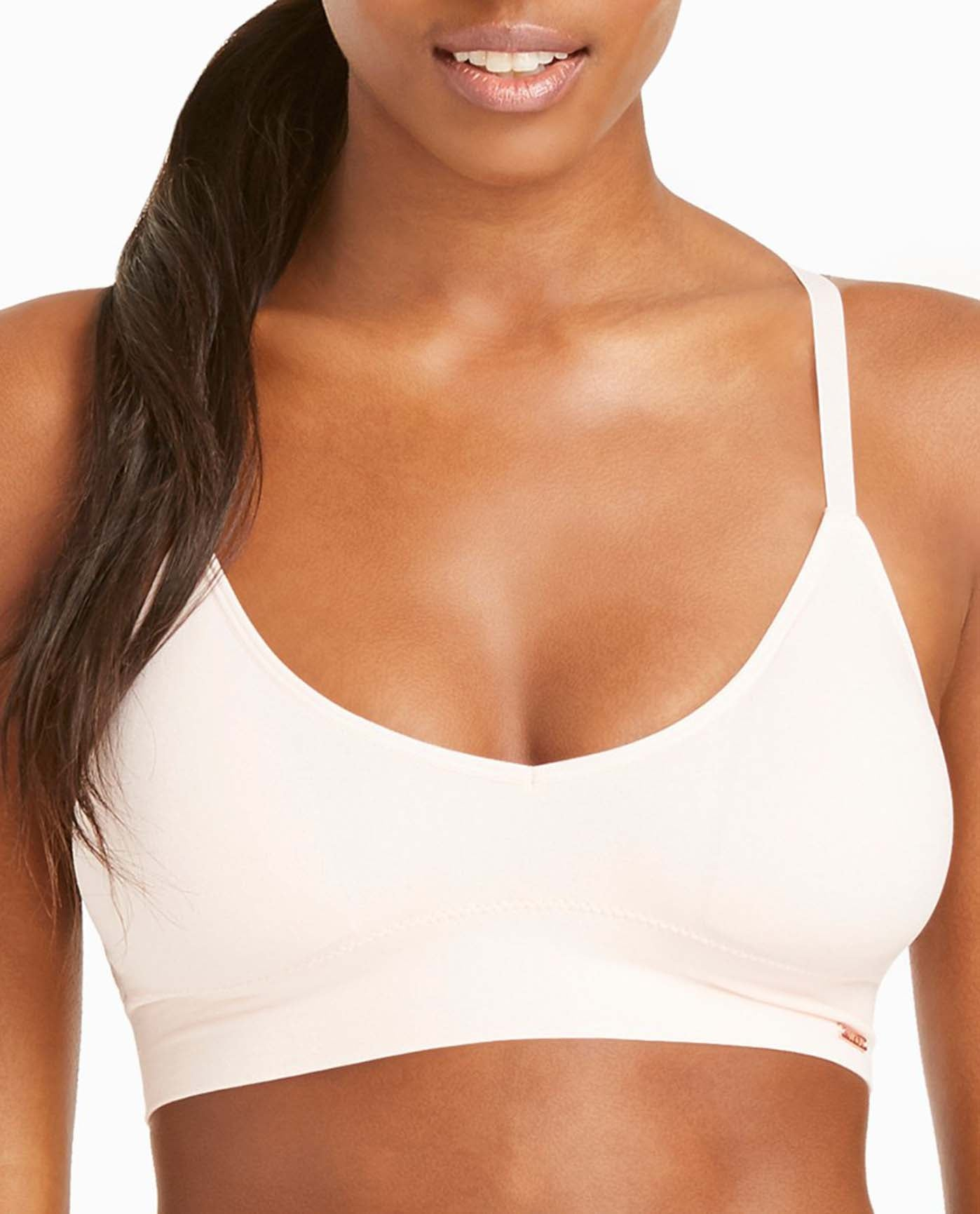 e5e8fbf511876 Women s Crisscross Back Bralette 2-Pack