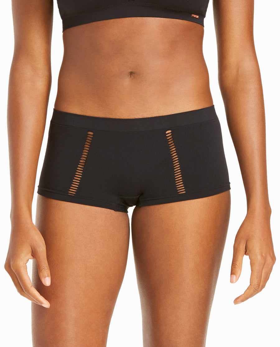 Seamless Cutout Boyshorts 3-Pack
