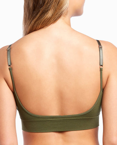 Removable Cup Seamless Bra 2-Pack