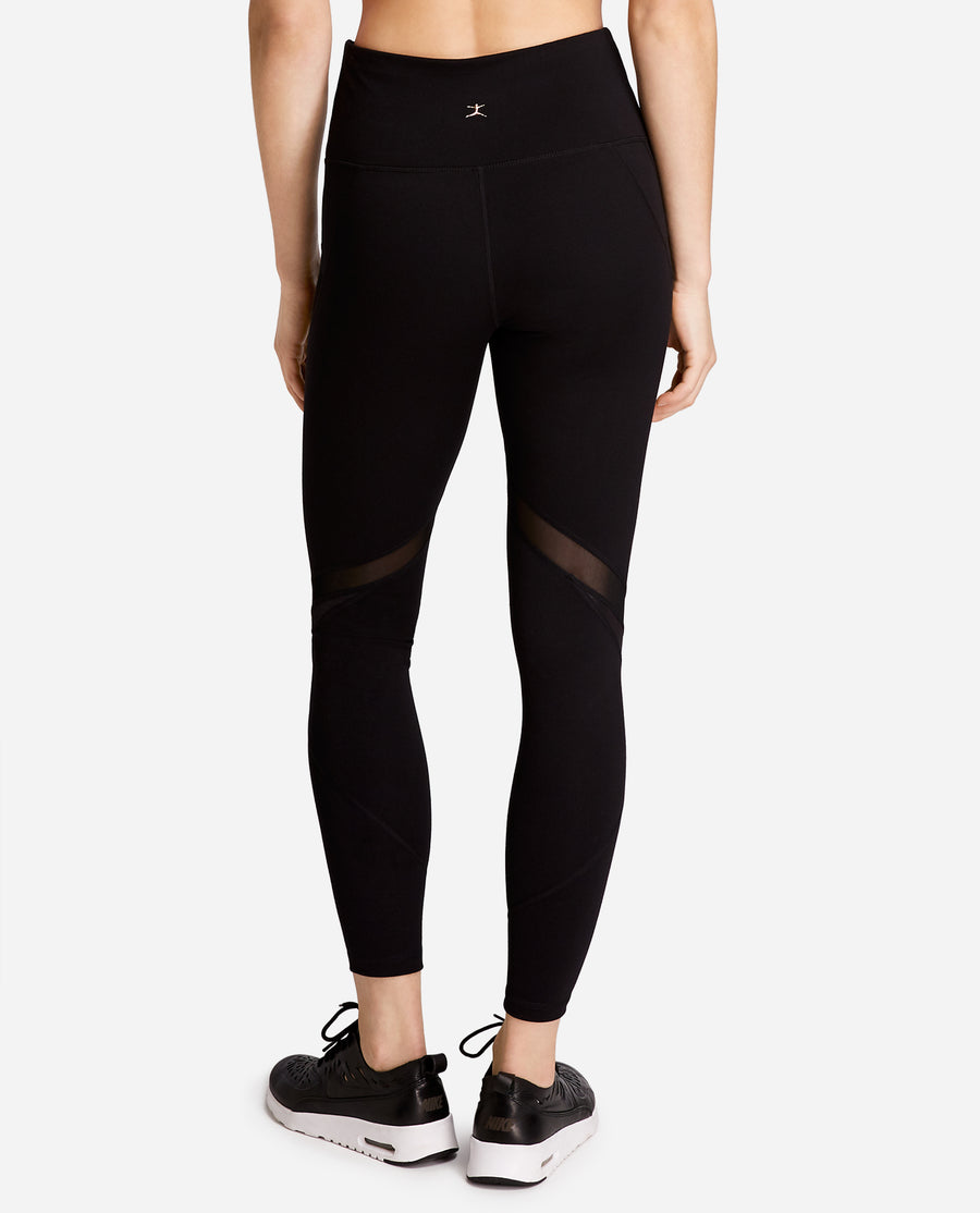 High Waist Mesh Legging<br>Danskin X