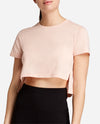 High Low Cropped Tee