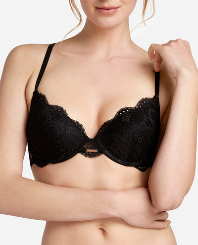 Lace Push-Up Molded Bra