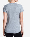 Heather Active V-Neck T-Shirt