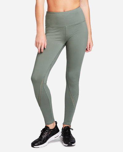 High Waist Ankle Legging