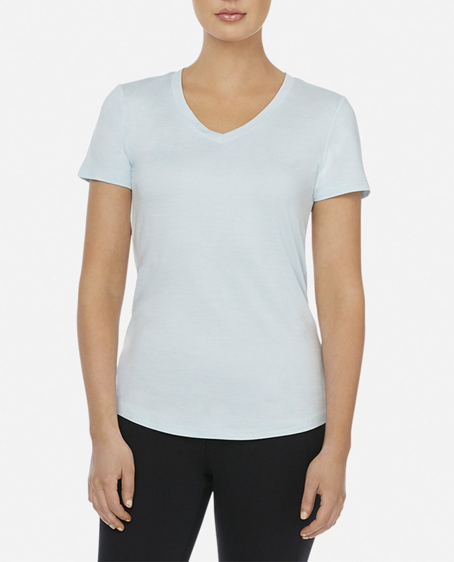 3994019a Marled Essential V-Neck T-Shirt