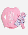 Girl's Dance Long-Sleeve 2-Piece Set