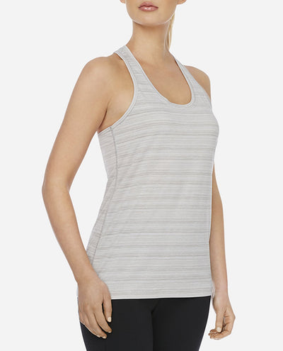 Striped Racerback Tank
