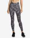Camo Print High Rise Legging