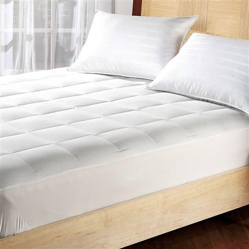 Downlite Luxury Down Alternative King Mattress Pad