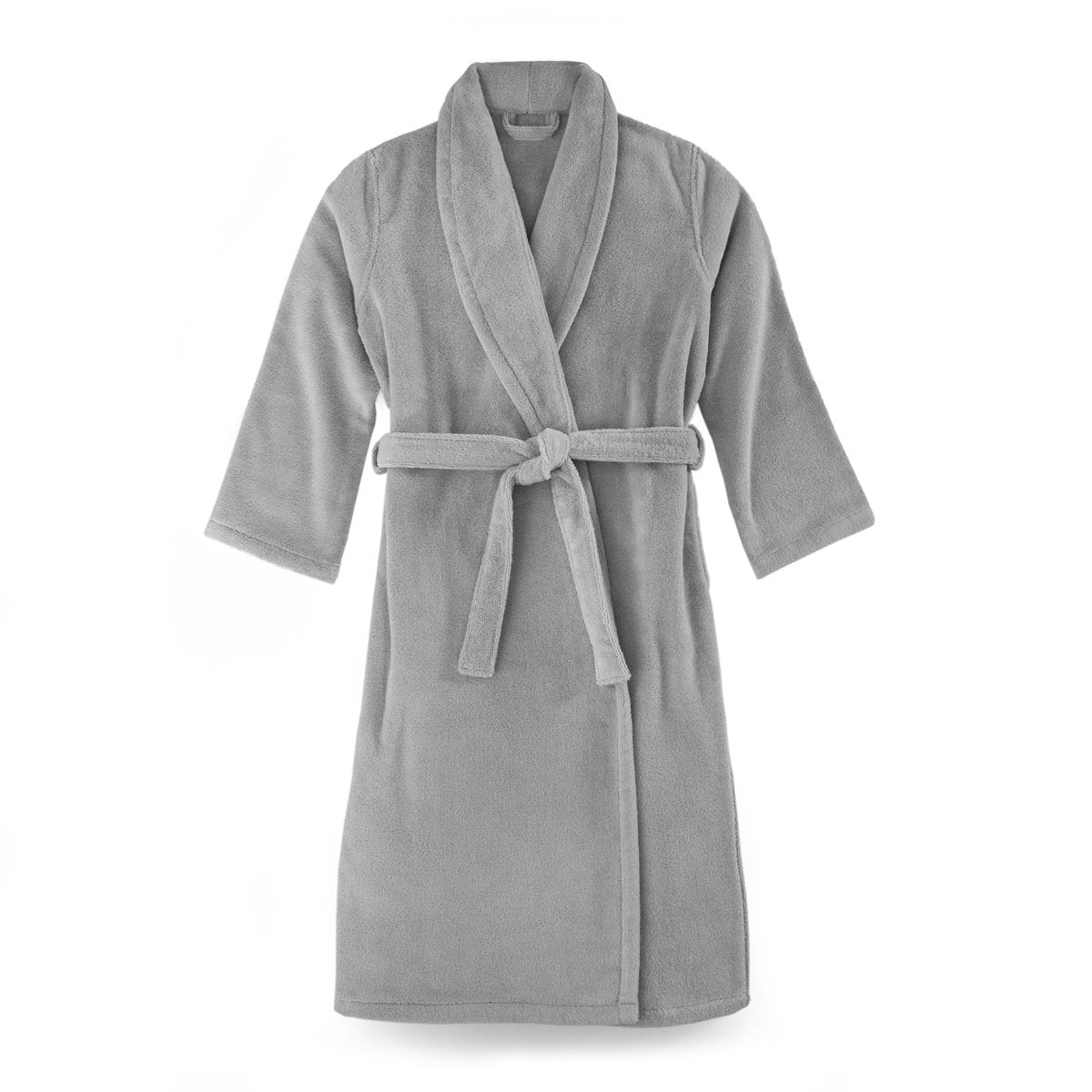 Turkish Plush Robes, 100% Cotton - Zero Twist, Cotton Gift for Couples, Personalized and Monogrammed Robe | Made in Turkey, Birthday Gift