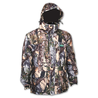 Ridgeline Torrent II Jacket Buffalo Camo - XS