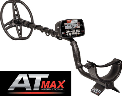 Garrett AT Max International Metal Detector (INSTOCK NOW)
