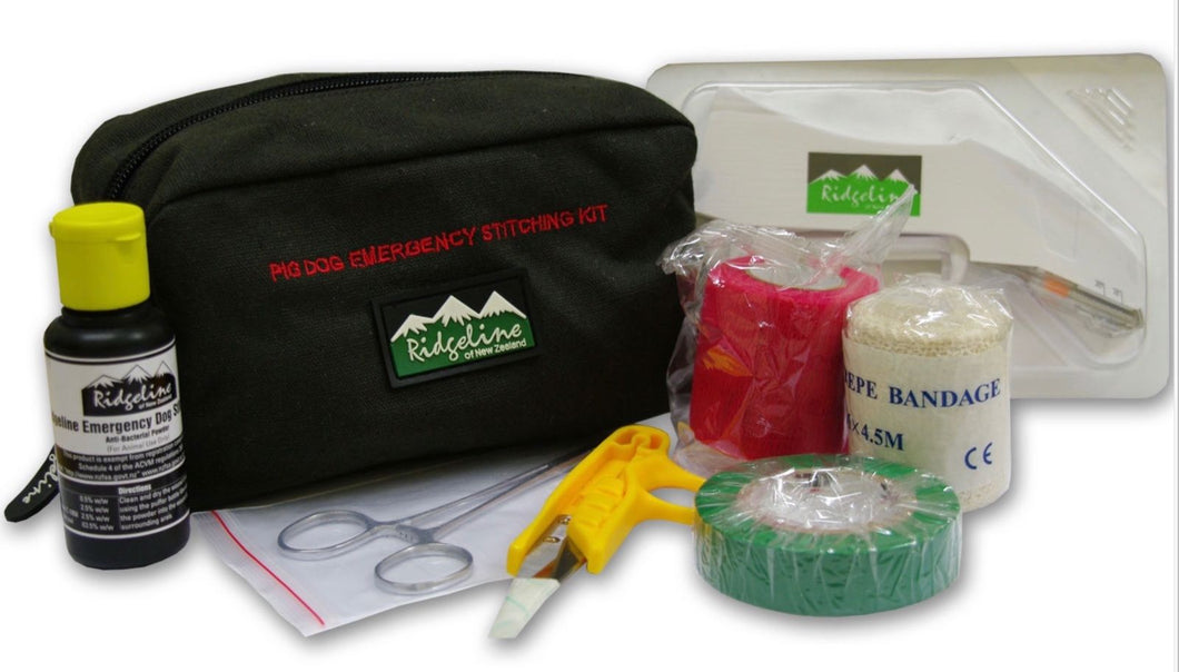 Ridgeline Dog Stich Kit