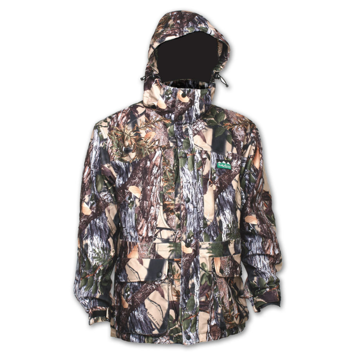 Ridgeline Torrent 2 Jacket Buffalo Camo - XL
