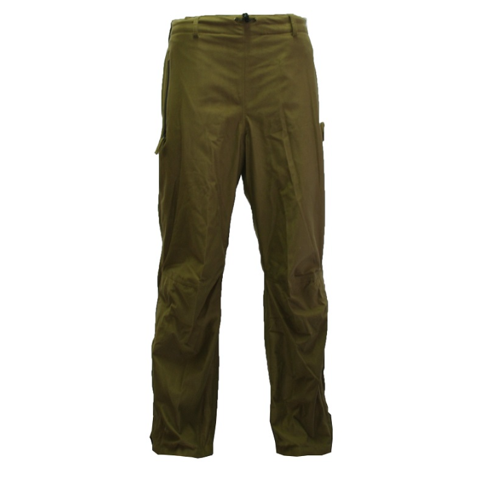 Ridgeline Mallard Pants Teak Extra Small Lightweight Waterproof for Hunting Hiki