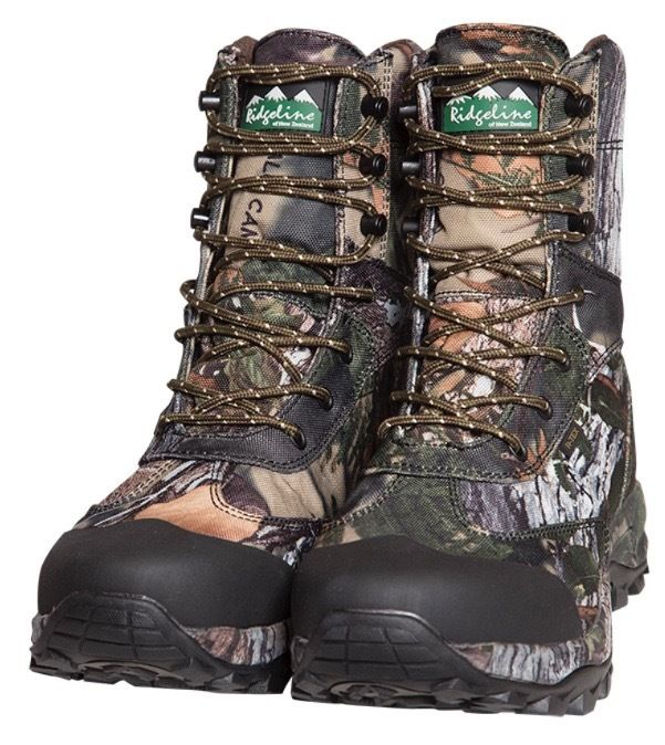 Ridgeline Camlite Boots - Hunting - Hiking US 6