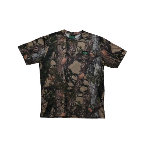 Ridgeline Covert Air Flow Tee - Buffalo Camo -Size S