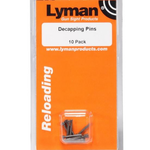 Lyman Decapping Pins 10pk