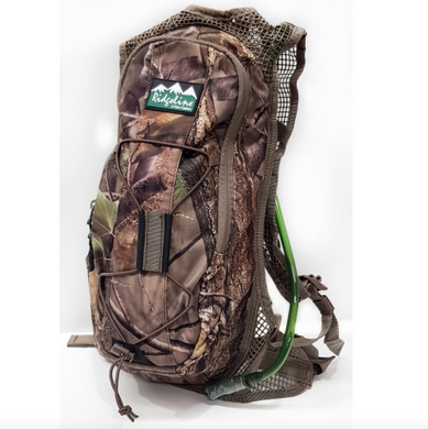 Ridgeline Hydro Day Pack Compact Nature Green with 3L Bladder