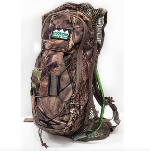 Ridgeline Hydro Day Pack (Compact), Nature Green with 3L Bladder