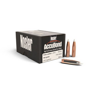 Nosler 7MM 160GR Accubond 50pk