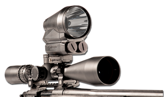Lightforce Pred9X LED Scope Mounted Light